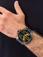 Zegarek męski Diesel daddies DZ7429 - duże 3