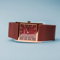 Zegarek damski Bering classic 10426-363-S - duże 4