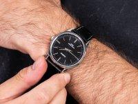 Zegarek srebrny klasyczny Casio Klasyczne MTP-1303PL-1FVEF pasek - duże 4