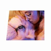 Zegarek srebrny sportowy Garett Damskie 5903246287172 bransoleta - duże 5
