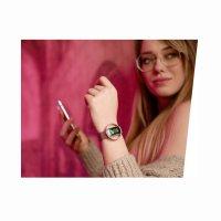 Zegarek srebrny sportowy Garett Damskie 5903246287189 bransoleta - duże 5