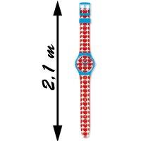 Zegarek unisex Swatch originals MSUOS102 - duże 2
