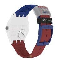 Zegarek męski Swatch originals SUOZ316 - duże 3