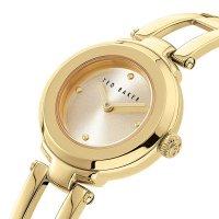 Zegarek damski Ted Baker bransoleta BKPIZF902 - duże 2