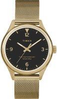 Zegarek damski Timex waterbury TW2T36400 - duże 1
