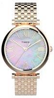 Zegarek damski Timex parisienne TW2T79200 - duże 1