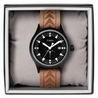 Zegarek męski Timex classic TW2T81800 - duże 4