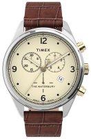 Zegarek męski Timex waterbury TW2U04500 - duże 1
