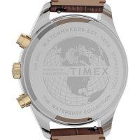 Zegarek męski Timex waterbury TW2U04500 - duże 4
