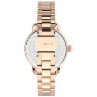 Zegarek damski Timex standard TW2U14000 - duże 3