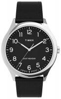 Zegarek męski Timex easy reader TW2U22300 - duże 1