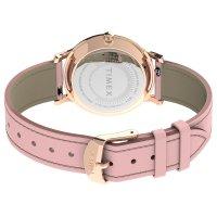 Zegarek damski Timex norway TW2U22700 - duże 4