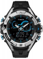 Zegarek męski Timex the guard dgtl TW5M23000 - duże 1