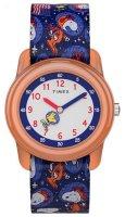 Zegarek damski Timex dla dzieci TW7C79100 - duże 1