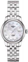 Zegarek damski Tissot le locle T006.207.11.116.00 - duże 1