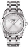 Zegarek damski Tissot couturier T035.210.11.031.00 - duże 1