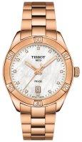 Zegarek damski Tissot pr 100 T101.910.33.116.00 - duże 1