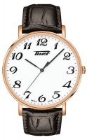 Zegarek męski Tissot everytime T109.610.36.012.01 - duże 1