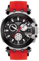 Zegarek męski Tissot t-race T115.417.27.051.00 - duże 1