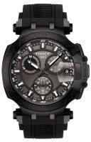 Zegarek męski Tissot t-race T115.417.37.061.03 - duże 1