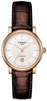 Zegarek damski Tissot carson automatic T122.207.36.031.00 - duże 1