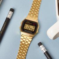Zegarek unisex Casio retro midi A159WGEA-1EF - duże 2