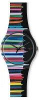 Zegarek damski Swatch originals SUOZ118 - duże 1