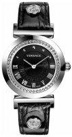 Zegarek damski Versace vanity P5Q99D009S009 - duże 1