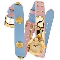 Zegarek damski Versace medusa lock icon VEDW00219 - duże 2