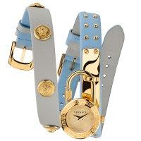 Zegarek damski Versace medusa lock icon VEDW00419 - duże 2
