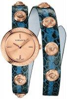 Zegarek damski Versace medusa stud icon VERF00418 - duże 1