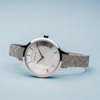 Zegarek złoty klasyczny Bering Classic 17831-000 bransoleta - duże 4