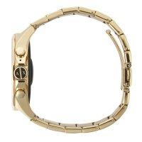 Zegarek złoty sportowy Armani Exchange Fashion AXT2001 bransoleta - duże 6