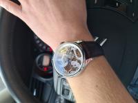 Zegarek Aerowatch RENAISSANCE SKELETON CLASSIC - męski autor: Robert data: 31 października 2020