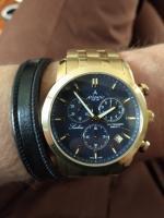 Zegarek Atlantic Sapphire  Chronograph  - męski autor: Michał data: 9 czerwca 2020