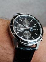 Zegarek EDIFICE Casio Classic  Chronograph  - męski autor: Grzegorz data: 14 października 2020