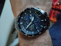 Zegarek EDIFICE Casio Chronograph  - męski autor: Mikołaj data: 4 stycznia 2021