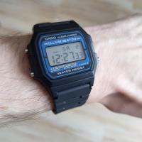 Zegarek Casio F-105W-1AWYEF - dla dziecka autor: Paweł data: 2 maja 2020