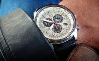 Zegarek Citizen Solar Sapphire  Chronograph  Radio Controlled  - męski autor: Tomasz data: 9 kwietnia 2021