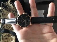 Zegarek Cluse Rose Gold Black/Black - damski autor: Klaudia data: 30 stycznia 2021