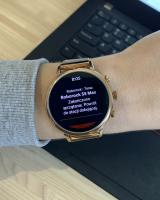 Zegarek Fossil Smartwatch smartwatches Q Venture - damski  autor: Magda data: 1 listopada 2020