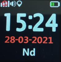Zegarek Garett Smartwatch Garett Kids Life 4G RT Czarny - dla dziecka  autor: Krzysztof data: 8 kwietnia 2021