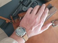 Zegarek Orient Bambino Version 4 Classic Automatic - męski  autor: Łukasz data: 25 sierpnia 2021