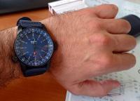 Zegarek Traser P68 Pathfinder GMT Blue NATO Strap - męski  autor: Michał data: 25 sierpnia 2021